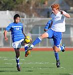 LAHS boys soccer beats Lincoln in PKs - 2.23.11