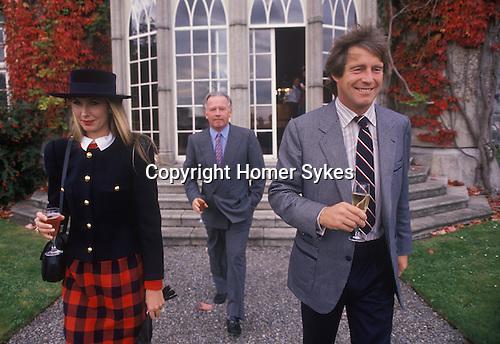 Cartier Million Horse race Dublin Ireland Eire 1989
