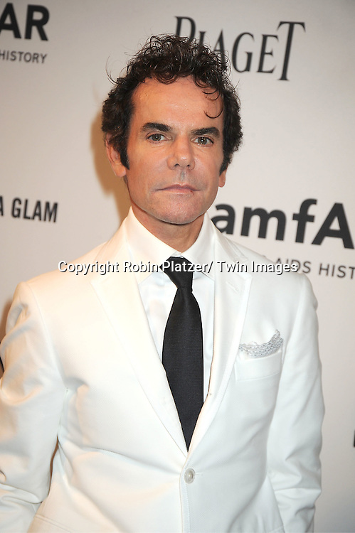 Stephen Knoll attends the amfAR Inspiration Gala on June 7, 2012 at The New YOrk Public Library in New York City. The honorees were Fergie and Robert Duffy/ Marc Jacobhs International and the Scissor Sisters performed.