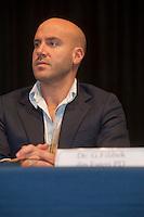 Convegno UCOII , comunità islamiche in Italia, Giacomo Filibek, coordinatore esteri PD,