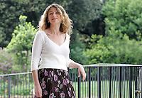 AMANDA SANDRELLI<br /> Roma 04/05/2010 Photocall del film 'Christine Cristina'.<br /> Photo Samantha Zucchi Insidefoto
