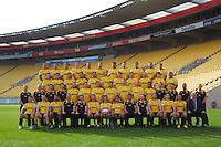 130516 Super Rugby - Hurricanes Team Photo