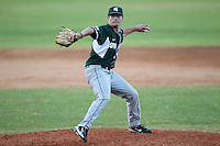 Michigan State Spartans Trey Popp #37 during a game vs the Akron Zips at Chain of Lakes Park in Winter Haven, Florida;  March 12, 2011.  Michigan State defeated Akron 5-1.  Photo By Mike Janes/Four Seam Images