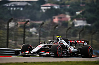 13th November 2020; Istanbul Park, Istanbul, Turkey; FIA Formula One World Championship 2020, Grand Prix of Turkey, Free practise sessions;  20 Kevin Magnussen DEN, Haas F1 Team