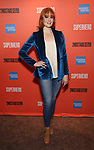 """Kate Baldwin during the Sneak Peak Meet the cast and creative team of the World Premiere Musical """"Superhero"""" on January 16, 2019 at the Green Room 42 in New York City."""