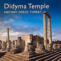 Picture & images of the Ancient Greek Didyma Temple of Apollo or Didymaion, Turkey -