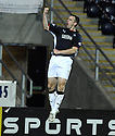06/12/2008  Copyright Pic: James Stewart.File Name : sct_jspa11_falkirk_v_st_mirren.STEVE LOVELL CELEBRATES AFTER HE SCORES FALKIRK'S GOAL.James Stewart Photo Agency 19 Carronlea Drive, Falkirk. FK2 8DN      Vat Reg No. 607 6932 25.Studio      : +44 (0)1324 611191 .Mobile      : +44 (0)7721 416997.E-mail  :  jim@jspa.co.uk.If you require further information then contact Jim Stewart on any of the numbers above.........