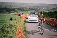 Bram Tankink (NED/LottoNL-Jumbo) up La Redoute for the very last time (as it his his final year as a pro)<br /> <br /> 104th Liège - Bastogne - Liège 2018 (1.UWT)<br /> 1 Day Race: Liège - Ans (258km)