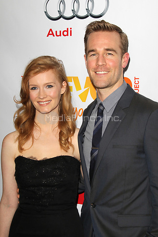 LOS ANGELES, CA - DECEMBER 02: James Van Der Beek at 'Trevor Live' honoring Katy Perry and Audi of America for The Trevor Project held at The Hollywood Palladium on December 2, 2012 in Los Angeles, California. Credit: mpi21/MediaPunch Inc.