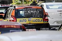 26.05.2020 - Carreata de Auto Escola na av Paulista em SP