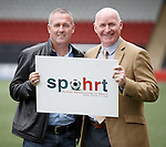 Paul Lambert and John Brown re-launch Spohrt to assist sports professionals in career development
