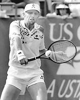 Boris Becker 1993  Photo ©Neil Schneider/PHOTOlink
