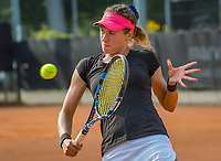 Rotterdam, Netherlands, August 22, 2017, Rotterdam Open, Regina Husak (NED)<br /> Photo: Tennisimages/Henk Koster