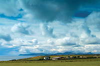 Morven and Maiden Pap from the North Coast 500, Caithness