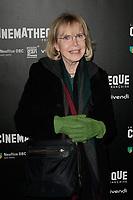 Bulle OGIER - Avant-Premiere du film LES GARDIENNES de Xavier Beauvois - La Cinematheque francaise - 1 decembre 2017 - Paris - France # AVANT-PREMIERE 'LES GARDIENNES' A PARIS