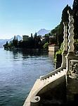 Italien, Lombardei, Comer See, Varenna: im Park der Villa Monastero | Italy, Lombardia, Lake Como, Varenna: at Park of Villa Monastero