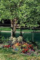 Oklahoma City, Oklahoma, USA.  Myriad Gardens, OKC.