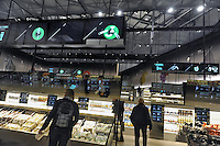 - Milano, Esposizione Mondiale Expo 2015, COOP presenta il supermercato del futuro<br /> <br /> - Milan, the World Exhibition Expo 2015, COOP introduces the supermarket of the future