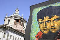 - Milano, la basilica di S.Lorenzo<br /> <br /> - Milan, the basilica of S.Lorenzo