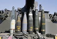 - Italian Army, artillery shells....- Esercito Italiano,  proiettili per artiglieria