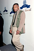 ARCHIVE: LOS ANGELES, CA: 14th April 1989: Mike Tyson at the Soul Train Music Awards.<br /> File photo © Paul Smith/Featureflash