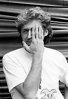 May 28, 1991 File Photo - Festival Juste Pour Rire 1991 - Gilbert Rozon