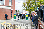A mass at TRalee Garda station in memory og the late Garda Colm Horkan.