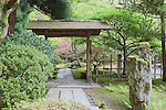 The Japanese Garden in Portland is a 5.5 acre respit.  Said to be one of the most authentic Japanese Garden's outside of Japan, the rolling terrain and water features symbolize both peace and strength. Public, city facility