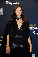 PARIS, FRANCE - FEBRUARY 24: Actress Anna Mouglalis attends the Cesar's Dinner at Le Fouquet's on February 24, 2017 in Paris, France.