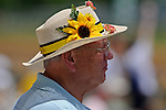 Scenes from Black Eyed Susan Day at Pimlico Race Course in Baltimore, MD on 05/18/12. (Ryan Lasek/ Eclipse Sportswire)