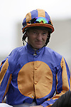 September 05, 2009: Jockey Colm O'Donoghue. The Tattersalls Millions Irish Champion Stakes. Leopardstown Racecourse, Dublin, Ireland.