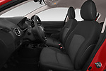 Front seat view of 2019 Mitsubishi Spacestar Intense 5 Door Hatchback Front Seat  car photos