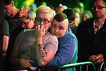 © Joel Goodman - 07973 332324 . 31/08/2015 . Manchester , UK . A candlelit vigil in memory of the victims of HIV and AIDS , in Sackville Gardens in Manchester's Gay Village , closes 2015 Manchester Pride . Photo credit : Joel Goodman