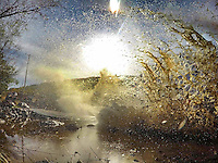 WATER <br /> Rally Messico 2016 <br /> Foto Andre Lavadinho / Panoramic / Insidefoto
