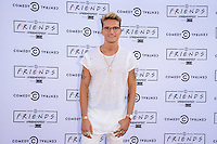 Oliver Proudlock<br /> at the launch party for Comedy Central's FriendsFest, presented by The Luna Cinema at Haggerston Park.<br /> <br /> ©Ash Knotek  D3146  23/08/2016