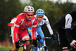 Cyril Lemoine (FRA) Cofidis in action during Stage 4 of the 2018 Artic Race of Norway, running 145.5km from Kvalsund to Alta, Norway. 18th August 2018. <br /> <br /> Picture: ASO/Gautier Demouveaux | Cyclefile<br /> All photos usage must carry mandatory copyright credit (© Cyclefile | ASO/Gautier Demouveaux)