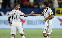 Los Angeles Galaxy vs Columbus Crew, September 3, 2016