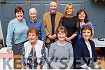 Attending the Connolly Park Active Retirement party in the Austin Stacks Clubhouse on Sunday.Seated l to r: Lily Moloney, Annette Hurley and Shiela Ryle.<br /> Standing l to r: Elizabeth Elton, Dan Hurley, Billy Ryle, Bernie Somers and Mary Whelan.