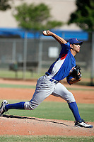Eduardo Figueroa - Chicago Cubs 2009 Instructional League.Photo by:  Bill Mitchell/Four Seam Images..