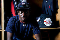BASEBALL - MLB - LEE COUNTY COMPLEX (USA) - 07/08/2008 - PHOTO: CHRISTOPHE ELISE.FREDERIC HANVI (MINNESOTA TWINS)