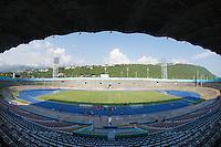 USMNT vs Jamaica Practice and Arrival, Sept 6, 2012