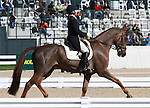28 April 2011.  Arthur and Allison Springer start the day, and end the day in first place with a score of 42.3.