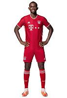 26th October 2020, Munich, Germany; Bayern Munich official seasons portraits for season 2020-21;  Tanguy Nianzou Kouassi