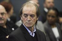 Visite de la Prison de Bordeaux lors de son centenaire, Novembre 2011 - Commandant Piche<br /> <br /> <br /> PHOTO :  Agence Quebec Presse