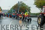 The Ardfert Tractor Run fundraiser for the staff of UHK on Sunday.