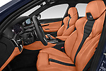 Front seat view of a 2018 BMW M5 Base 4 Door Sedan front seat car photos