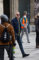 **FOR USA ONLY** Michael Kelly on the set of the third season of Amazon Prime's Tom Clancy's Jack Ryan in Vienna. May 3, 2021. Credit: Action Press/MediaPunch