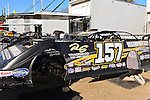 Feb 17, 2014; 4:35:05 PM;  Barberville, FL, USA;  World of Outlaws Late Model Series for 43rd Annual DIRTcar Nationals presented by Summit Racing Equipment at Volusia Speedway Park.  Mandatory Credit: (thesportswire.net)