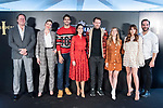 Manuela Velles, Veronica Perona, Andrea Duro, Dafne Fernandez, Juan Betancourt, Gerardo Olivares, Mario Sandoval and Peter Vives In MOËT & CHANDON presents the global celebration project of the 150th anniversary of Moet in the hands of its protagonists<br /> November 13, 2019. <br /> (ALTERPHOTOS/David Jar)