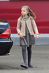 Princess Sofia of Spain during Spanish National Day military parade in Madrid, Spain. October 12, 2015. (ALTERPHOTOS/Victor Blanco)